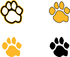 official paw variations