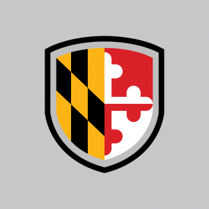 UMBC Shield for social media