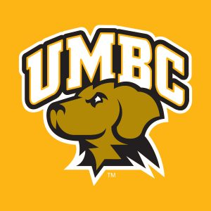 Full color UMBC retriever for use on gold